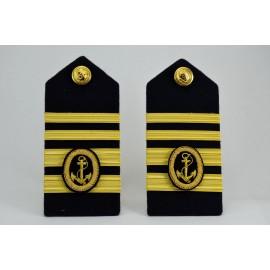 Palas 1er Oficial de Puente con titulo.