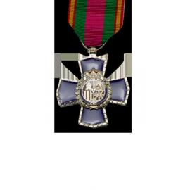 Medalla a la dedicación al Servicio policial 25 Años (mediana)