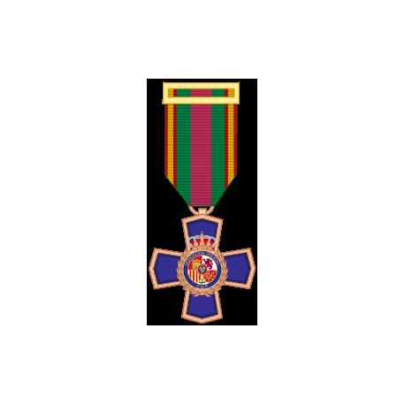 Medalla a la Dedicación al Servicio Policial, 20 Años
