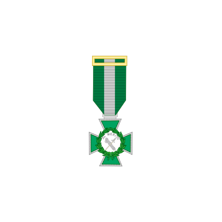 MEDALLA AL MERITO DE LA GUARDIA CIVIL