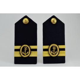 Palas, 2º y 3º Oficial de Puente sin titulo